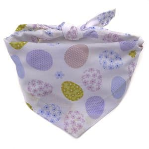 EASTER EGG DOG BANDANA