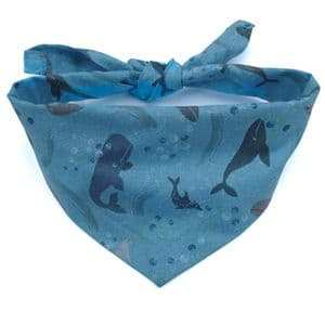SEA LIFE DOG BANDANA