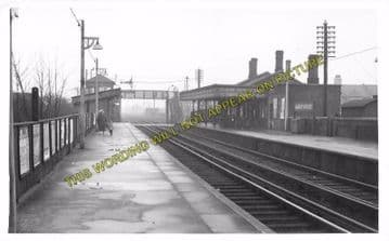 Abbey Wood Railway Station Photo. Plumstead - Belvedere. Woolwich to Erith (1)