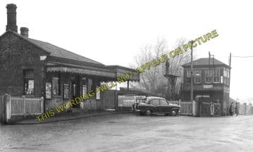 Abbey Wood Railway Station Photo. Plumstead - Belvedere. Woolwich to Erith (5)