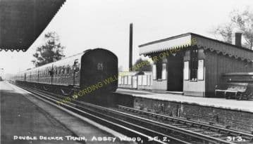 Abbey Wood Railway Station Photo. Plumstead - Belvedere. Woolwich to Erith (7)