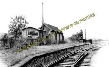 Abbeydore Railway Station Photo. Pontrilas - Bacton. Vowchurch and Hay Line (3)