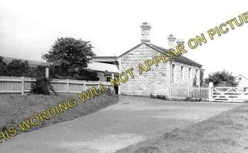 Abbotsbury Railway Station Photo. Portesham and Upwey Line. Great Western. (1)..