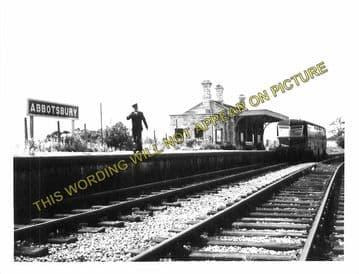 Abbotsbury Railway Station Photo. Portesham and Upwey Line. Great Western. (16)