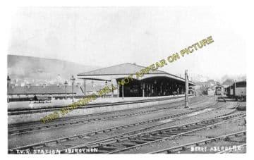 Abercynon Railway Station Photo. Pontypridd to Quakers Yard and Mountain Ash (1)