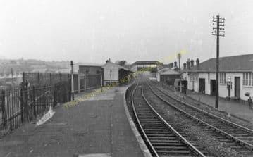 Aberdare High Level Railway Station Photo. Mountain Ash - Trecynon. GWR. (6)