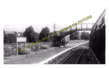 Aberlour Railway Station Photo. Craigellachie - Carron. Boat of Garten Line (3)