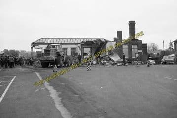 Abingdon Railway Station Photo. Radley Line. Great Western Railway. (7)