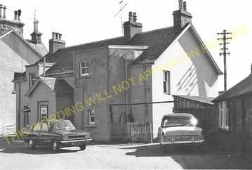 Achnasheen Railway Station Photo. Glencarron - Achanalt. Dingwall Line.  (8)