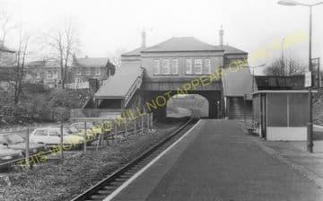 Acocks Green Railway Station Photo. Olton - Tyseley. Solihull to Birmingham. (12)