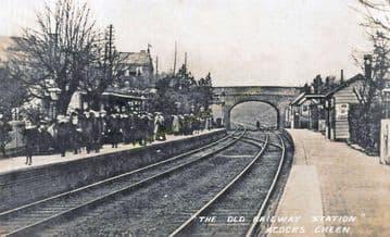 Acocks Green Railway Station Photo. Olton - Tyseley. Solihull to Birmingham. (13)