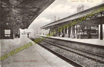 Acocks Green Railway Station Photo. Olton - Tyseley. Solihull to Birmingham. (2)