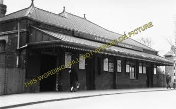 Acocks Green Railway Station Photo. Olton - Tyseley. Solihull to Birmingham. (5)