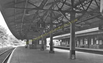 Acocks Green Railway Station Photo. Olton - Tyseley. Solihull to Birmingham. (7)