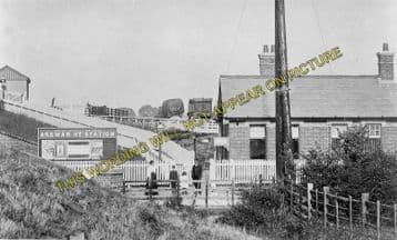 Akeman Street Railway Station Photo. Wotton - Calvert. Great Central Railway (2)