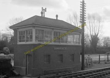 Aldermaston Railway Station Photo. Theale - Midgham. Reading to Newbury. (5)