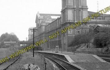 Alexandra Palace Railway Station Photo. Muswell Hill and Highgate Line. GNR (1)