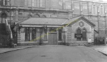 Alexandra Palace Railway Station Photo. Muswell Hill and Highgate Line. GNR (12)