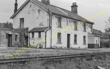 Allendale Railway Station Photo. Staward, Langley, Elrington and Hexham Line (7)