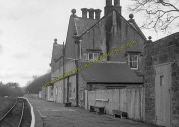Alston Railway Station Photo. Slaggyford, Lambley, Coanwood and Haltwhistle (22)