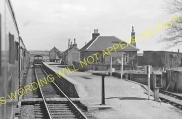 Altnabreac Railway Station Photo. Forsinard - Scotscalder. Georgemas Line. (18)
