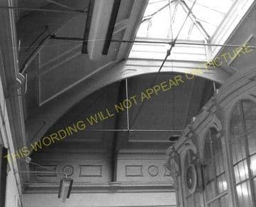 Altrincham & Bowdon Railway Station Photo. Hale - Timperley. MSJ&A. (28)