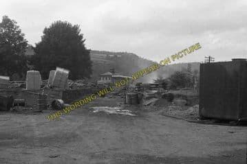 Ambergate Railway Station Photo. Belper to Wingfield & Whatstandwell Lines (13)