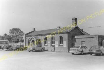 Amberley Railway Station Photo. Pulborough - Arundel. Littlehampton Line. (11)
