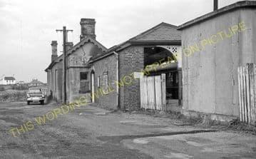 Amlwch Railway Station Photo. Holland Arms and Bangor Line. L&NWR. (11)