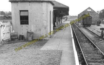 Amlwch Railway Station Photo. Holland Arms and Bangor Line. L&NWR. (8)