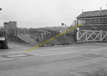 Ammanford & Tirydail Railway Station Photo. Great Western Railway. (6)