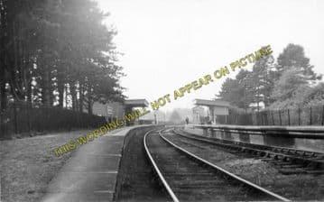 Andoversford Junction Railway Station Photo. Cheltenham - Notgrove. GWR. (13)