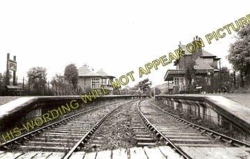 Appin Railway Station Photo. Creagan - Duror. Connel Ferry to Ballachulish. (1)