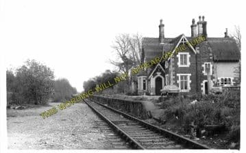 Appleby East Railway Station Photo. Kirkby Thore to Warcop & Kirkby Stephen. (2)
