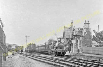 Appleby East Railway Station Photo. Kirkby Thore to Warcop & Kirkby Stephen. (4)