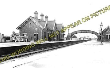 Appleby West Railway Station Photo. Long Marton to Ormside & Kirkby Stephen (1)