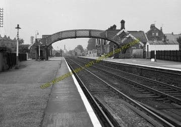 Appleby West Railway Station Photo. Long Marton to Ormside & Kirkby Stephen (11)
