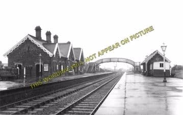 Appleby West Railway Station Photo. Long Marton to Ormside & Kirkby Stephen (6)
