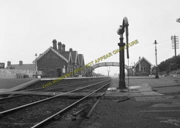Appleby West Railway Station Photo. Long Marton to Ormside & Kirkby Stephen (9)