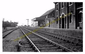 Appledore Railway Station Photo. Ham Street - Rye. Ashford to Hastings Line. (7)