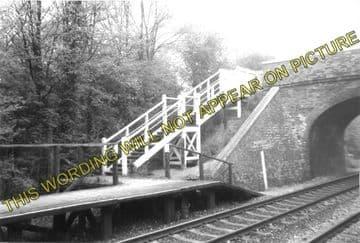 Appleford Railway Station Photo. Didcot - Culham. Oxford Line. GWR. (4)