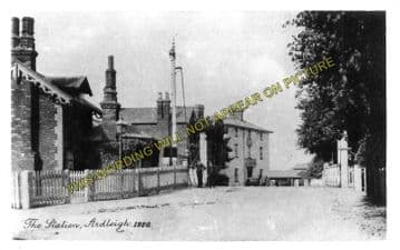 Ardleigh Railway Station Photo. Colchester - Manningtree. Great Eastern Rly. (1)