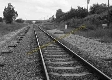 Ardley Railway Station Photo. Bicester - Aynho. Banbury Line. Great Western. (4)