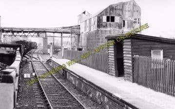 Arenig Railway Station Photo. Cwm Prysor - Frongoch. Blaenau Festiniog Line. (2)..
