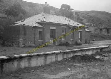 Arenig Railway Station Photo. Cwm Prysor - Frongoch. Blaenau Festiniog Line. (3)
