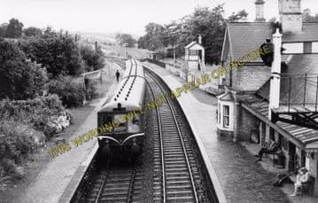 Arley Railway Station Photo. Bewdley - Highley. Hampton Loade Line. GWR. (4)