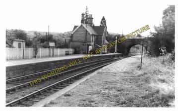 Arley Railway Station Photo. Bewdley - Highley. Hampton Loade Line. GWR. (5)