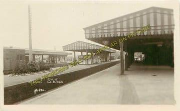 Ascot & Sunninghill Railway Station Photo. Bracknell - Sunningdale. L&SWR (5)