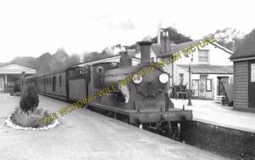 Ascot & Sunninghill Railway Station Photo. Bracknell - Sunningdale. L&SWR (8)
