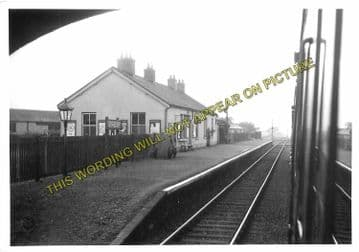Ashbury Railway Station Photo. Okehampton - Hawill Junction & Beaworthy. (6)